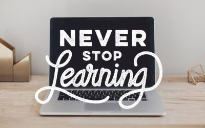 So when did you stop learning?